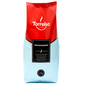 TORRELSA DECAFFEINATED 100% NATURAL